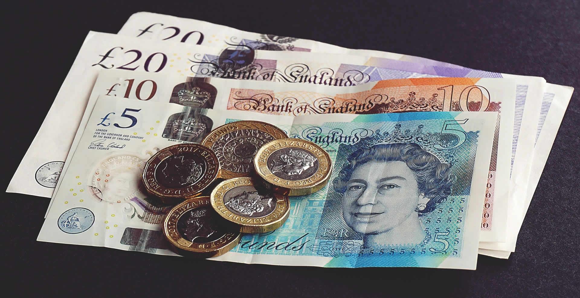 Money - British Pounds