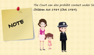 Child arrangment order