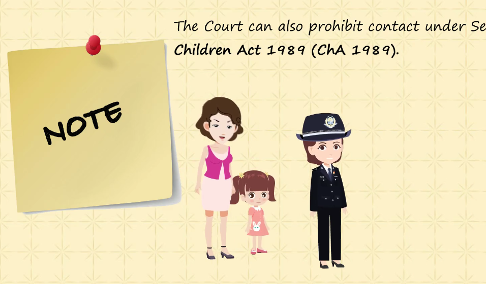 Child arrangment order